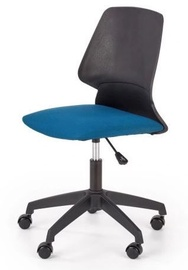 Детский стул Halmar Gravity Black/Blue