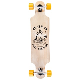 Skrituļdēlis Spokey Longbay Longboard, daudzkrāsains
