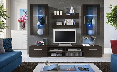 ASM Galino G Wall Unit Wenge