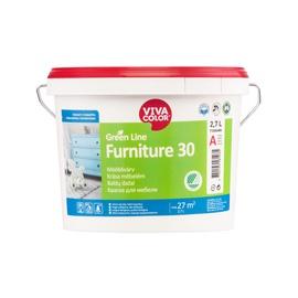 Krāsa green line furniture 30 a 2,7l (Vivacolor)