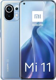 Мобильный телефон Xiaomi Mi 11, синий, 8GB/256GB