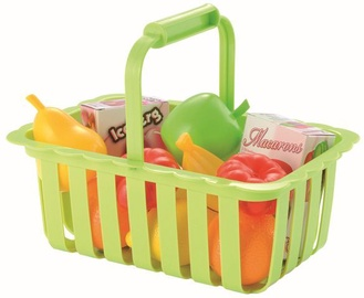 Ecoiffier Fruits In A Basket 8/981S