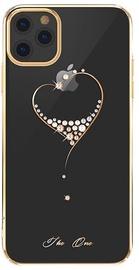 Kingxbar Wish Series Back Case With Swarovski For Apple iPhone 11 Pro Gold
