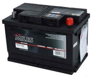 Miles M070560 Starter Battery 70Ah 560A