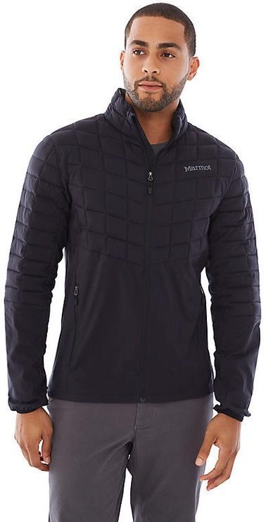 Marmot Mens Featherless Hybrid Jacket Maroccan Blue L