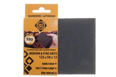 Slīpēšanas klucīs Forte Tools, 125 mm x 98 mm