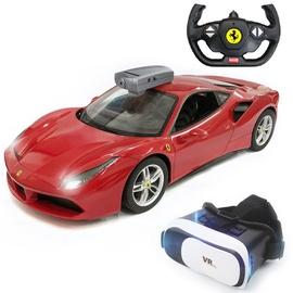Rastar R/C 1:14 Ferrari 488 GTB w/ VR Glasses 79800 Red