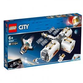 Конструктор Lego City Lunar Space Station 60227