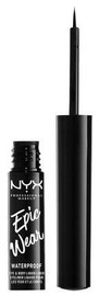 Acu apvilkšana NYX Epic Wear Black