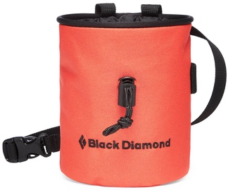 Black Diamond Mojo Chalk Bag Coral L