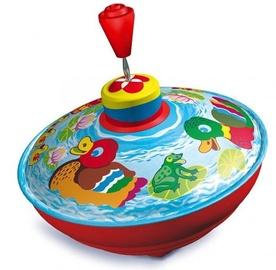 Izglītojošās rotaļlietas Spinning Top Funny Ducks, 1 gab.