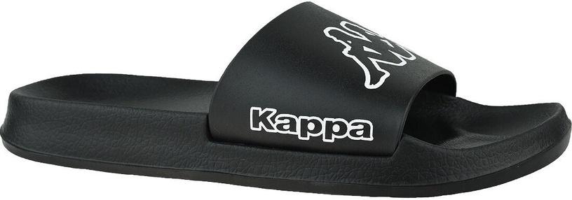 Baseina un pludmales čības Kappa Krus Flip Flops 242794-1110 Black 44