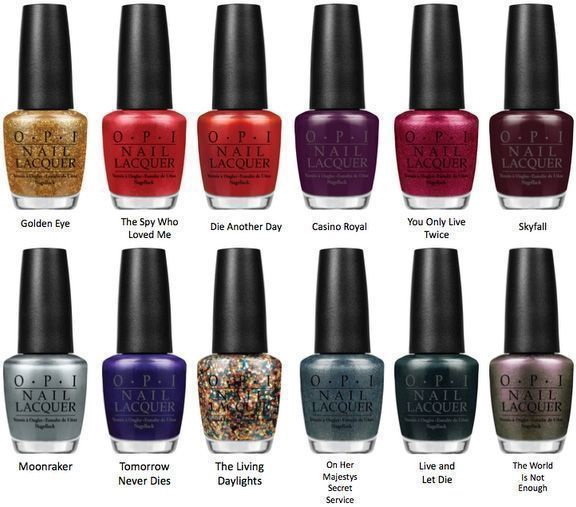 OPI Nail Lacquer 15ml NLI57