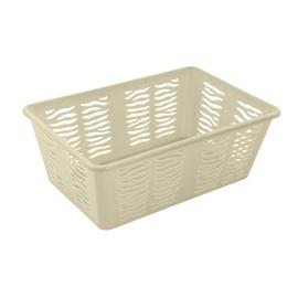 BranQ Basket Zebra3 White