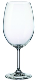 Vīna glāze Bohemia Royal Crystal Martina, 0.59 l, 6 gab.