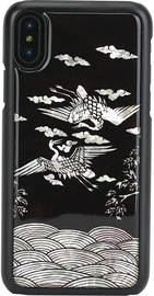 iKins Crane Back Case For Apple iPhone X/XS Black
