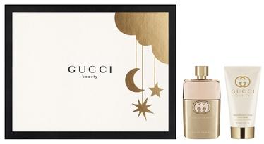 Sieviešu smaržu komplekts Gucci Guilty Pour Femme 2pcs Set 100 ml EDP