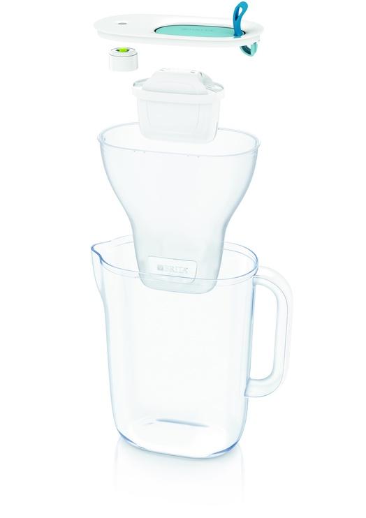 Ūdens filtrēšanas trauks BRITA Style 2.4L led, zils
