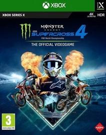 Xbox Series X spēle Milestone Monster Energy Supercross 4