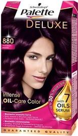 Schwarzkopf Palette Deluxe Intensive Oil Care Color Hair Color 880 Aubergine