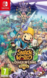 Snack World: The Dungeon Crawl Gold SWITCH