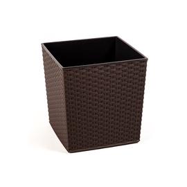 SN Juka Indoor Plant Pot 40x40x41cm Brown