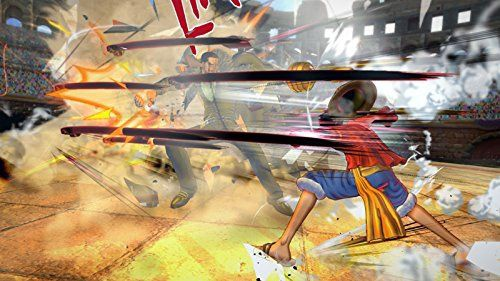 One Piece: Burning Blood PSV