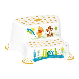 Keeeper Baby Double Step Stool Winnie The Pooh