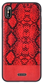 Devia Python Back Case For Apple iPhone XS Max Red