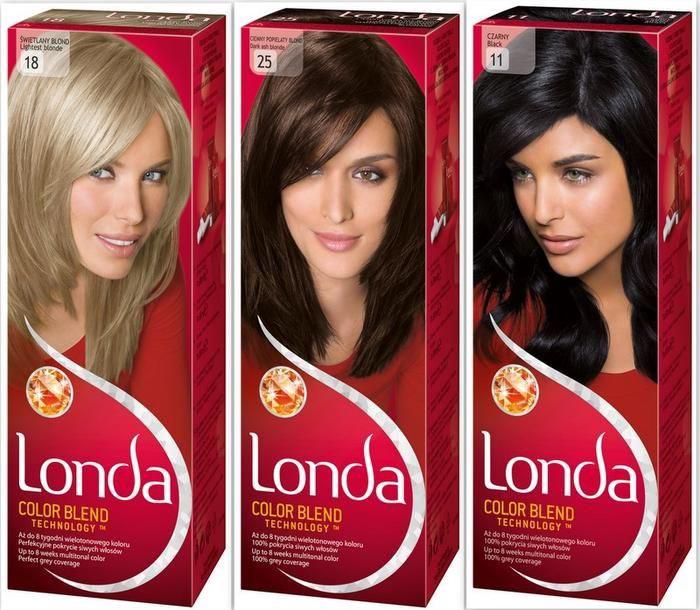 Londa Color Blend Technology Hair Color 100ml 21
