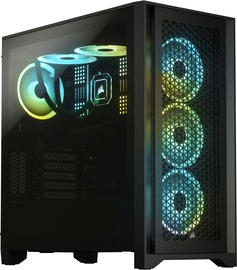 Corsair 4000D Airflow Tempered Glass Mid-Tower ATX Black