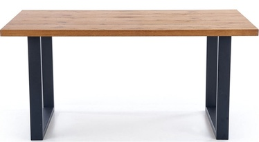 Halmar Extension Table Perez Light Oak/Black