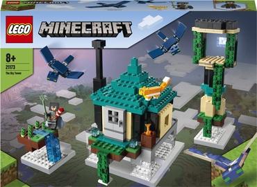 Конструктор LEGO Minecraft The Sky Tower 21173, 565 шт.
