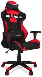 Pro-Gamer Aguri Gaming Chair Black/Red