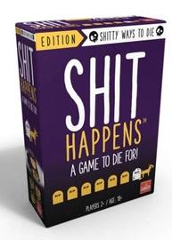 Galda spēle Brain Games Shit Happens Shitty Ways To Die Edition 76601, EN
