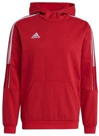 Adidas Tiro 21 Sweat Hoodie GM7353 Red L