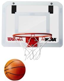 Обруч с сеткой Wilson NCAA Showcase Mini-Hoop