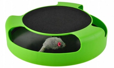 Rotaļlieta kaķim aplis ar peli