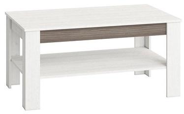 Kafijas galdiņš Signal Meble Blanco 12 White, 1140x670x560 mm