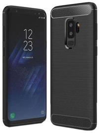 Hurtel Carbon Back Case For Samsung Galaxy S9 Plus Black