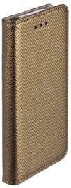 Mocco Smart Magnet Book Case For Huawei Mate 10 Lite Dark Gold
