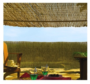 Intermas Reed Fence 170971 1.5x5m