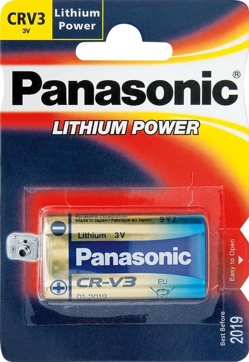 Panasonic CR-V3 Power Photo Battery 3300mAh