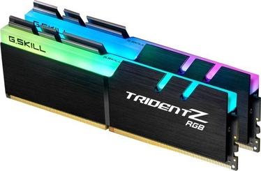 G.SKILL Trident Z RGB Black 64GB 4000MHz CL18 DDR4 Kit Of 2 F4-4000C18D-64GTZR
