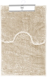 Vannas istabas paklājs AmeliaHome Bati, smilškrāsas