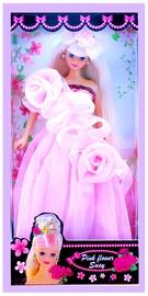 Lelle Susy Pink Flower 1032