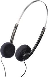 Наушники Hama Basic4Music 184011, черный
