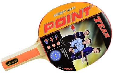 Point Ping Pong Racket Team With Case