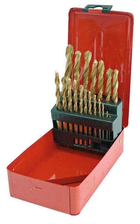 Beast Metal Drill Set HSS-TIN 1-10mm