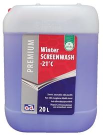 Logu mazgāšanas šķidrums AD Europe Premium Winter Screenwash, 20 l, ziemas